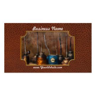 Maquinista - herramientas - dispensadores de la tarjetas de visita