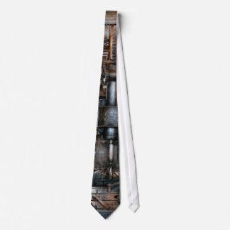 Maquinista - mi trabajo realmente fresco corbata personalizada