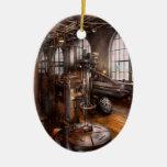 Maquinista - prensa de taladro industrial ornamento para reyes magos