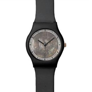 Maquinista - torno - un torno largo relojes de pulsera