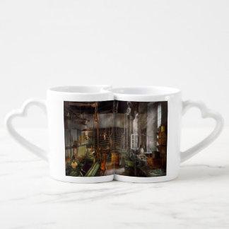 Maquinista - tornos - paraíso de los maquinistas set de tazas de café