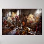 Maquinista - un cuarto por completo de memorias posters