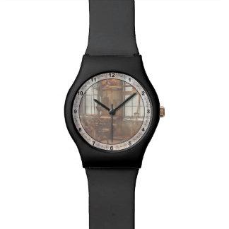 Maquinista - una amoladora solitaria reloj de mano