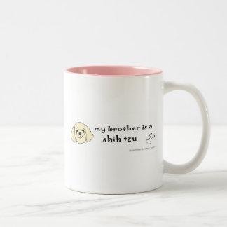 mar162015ShihTzuTanBrother.jpg Two-Tone Coffee Mug