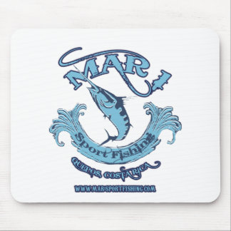 Mar1 Sport Fishing Classic Mouse Pad