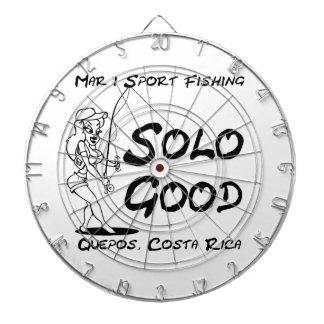 Mar1 Sport Fishing Solo Good Dart Board