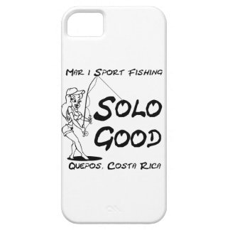 Mar1 Sport Fishing Solo Good iPhone 5S Case