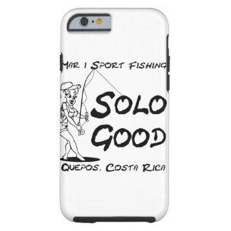 Mar1 Sport Fishing Solo Good iPhone 6 Tough Case
