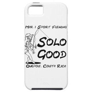 Mar1 Sport Fishing Solo Good Tough iPhone 5S Case