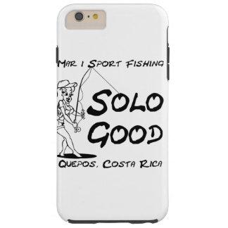 Mar1 Sport Fishing Solo Good Tough iPhone 6Plus Tough iPhone 6 Plus Case