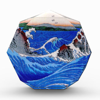 Mar, 歌川広重 de Hiroshige