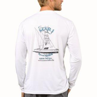 Mar 1 31' Bertram Long Sleve Dry fit T-shirts