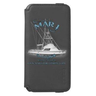 Mar 1 Sport Fishing 31' Bertram iPhone 6 Wallet