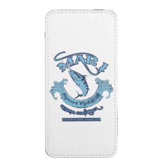 Mar 1 Sport Fishing Classic iphone 5 Pouch