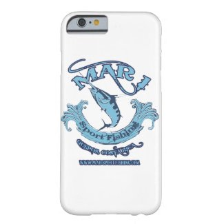 Mar 1 Sport Fishing Classic iPhone 6 Case