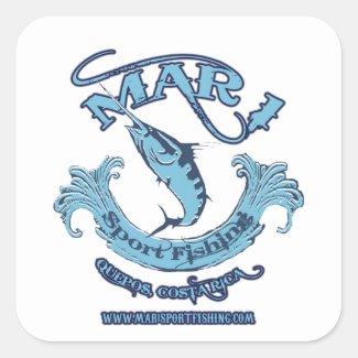 Mar 1 Sport Fishing Classic Sticker