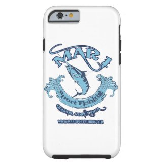 Mar 1 Sport Fishing iPhone 6 Tough Case