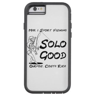 Mar 1 Sport Fishing Solo Good Iphone 6 Case