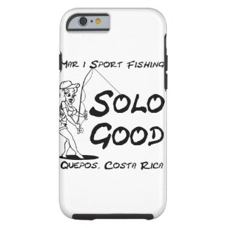 Mar 1 Sport Fishing Solo Good iPhone 6 Tough Case