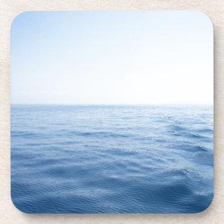 mar azul profundo posavaso
