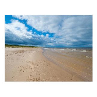 Mar Báltico Tarjeta Postal