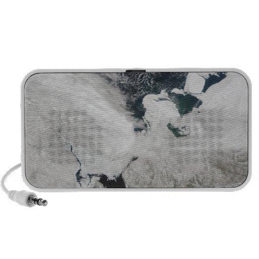 Mar blanco, Rusia Portátil Altavoces