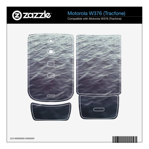 Mar Calcomanías Para Motorola W376