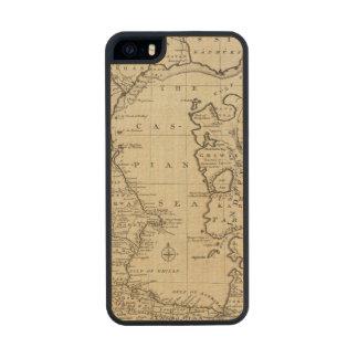 Mar Caspio Funda De Arce Carved® Para iPhone 5