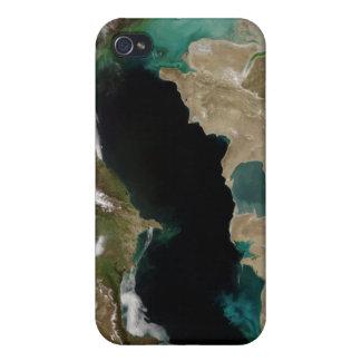 Mar Caspio iPhone 4 Carcasas
