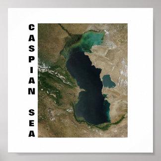 Mar Caspio Posters