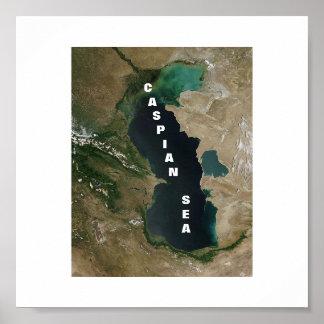 Mar Caspio Impresiones