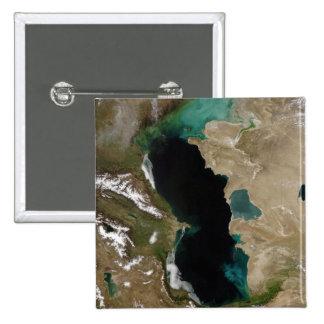 Mar Caspio Pin Cuadrada 5 Cm