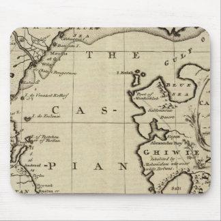Mar Caspio Alfombrillas De Ratón