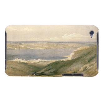 Mar de Galilea o de Genezareth, mirando hacia golp iPod Touch Case-Mate Carcasa