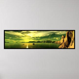 Mar de Illurian Póster