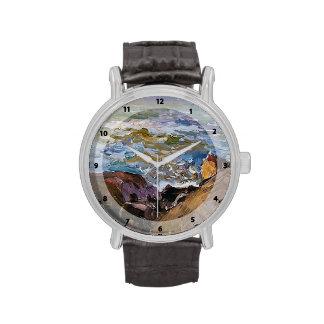 Mar de Joaquín Sorolla- en Ibiza Relojes De Pulsera
