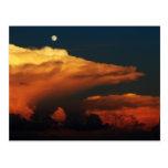 Mar de nubes tarjetas postales