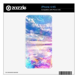 Mar del baile skins para eliPhone 4