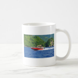 Mar del Caribe Taza Clásica