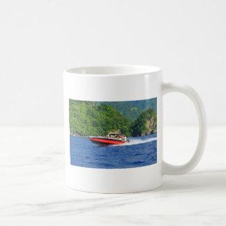 Mar del Caribe Taza De Café
