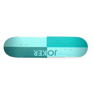 mar del comodín completo patines personalizados