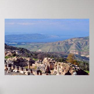 Mar del Galilea Póster