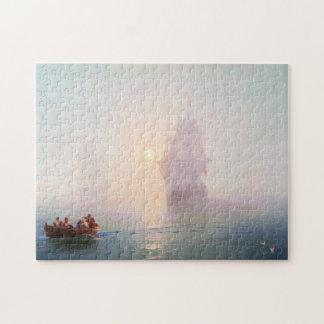 Mar del waterscape del paisaje marino de Ivan Aiva Puzzle Con Fotos