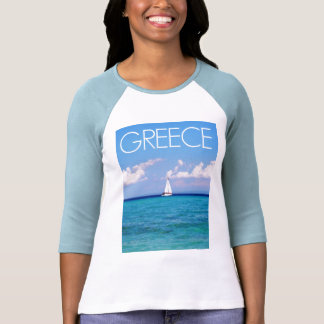 Mar Egeo Camiseta