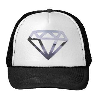 Mar en diamante gorro