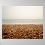 Mar en la playa 2 de Brighton Posters