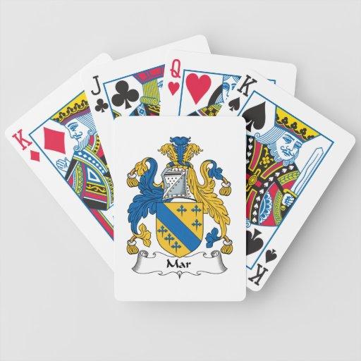 Mar Family Crest Card Decks
