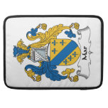 Mar Family Crest MacBook Pro Sleeves