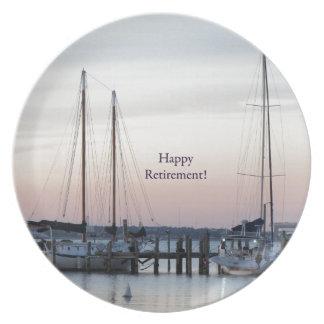Mar feliz de los veleros del retiro