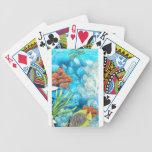 Mar hermoso baraja de cartas